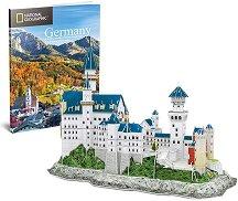 Замъкът Нойшванщайн - пъзел