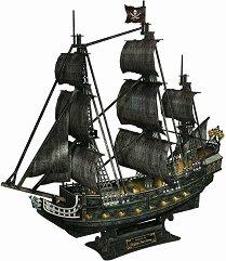 Кораб - Отмъщението на кралица Анна - пъзел