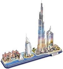 Забележителностите на Дубай - пъзел