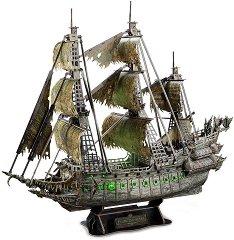 Кораб - Летящият Холандец - пъзел