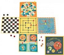 Комплект от 5 класически игри -