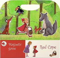 Магнитна книжка - Червената шапчица -