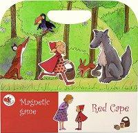 Магнитна книжка - Червената шапчица - играчка
