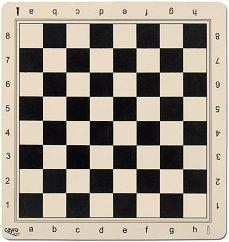 Силиконова подложка за игра на шах -