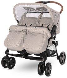 Бебешка количка за близнаци - Twin 2021 -