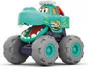 Чудовищен камион - Крокодил -