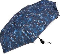 Детски автоматичен чадър - Gabol: Club - детски аксесоар