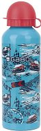 Детска бутилка - Gabol: Bumper 500 ml - детска бутилка