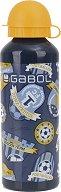 Детска бутилка - Gabol: Symbol 500 ml - раница