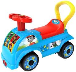 Детска кола за бутане - Пес Патрул -