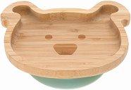 Детска бамбукова чиния за хранене - Little Chums: Dog -