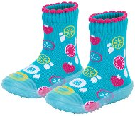 Детски чорапи с гумена подметка -