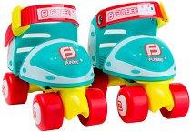 Детски регулируеми ролкови кънки - FunBee -