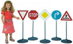 Пътни знаци -