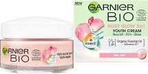 Garnier Bio Rosy Glow 3 in 1 Youth Cream - маска