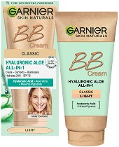 Garnier Hyaluronic Aloe All in 1 BB Cream Classic - SPF 15 - гел