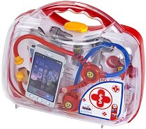 Куфарче с лекарски принадлежности -