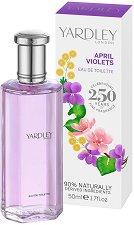 Yardley April Violets EDT -