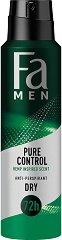 Fa Men Pure Control Anti-Perspirant -