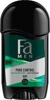 Fa Men Pure Control Anti-Perspirant Stick -