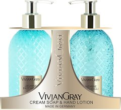 Vivian Gray Gemstone Jasmine & Patchouli -