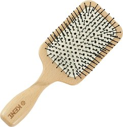 Дървена четка за коса -