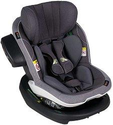 Детско столче за кола - iZi Modular A X1 i-Size: Metalic Melange -