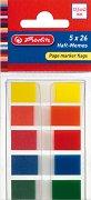 Цветни самозалепващи индекси