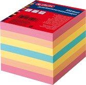 Цветно хартиено кубче