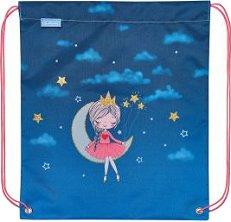 Спортна торба - Moon Lady -
