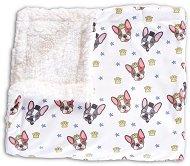Бебешко одеяло - Frenchie -