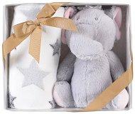 Бебешко одеяло - Little Elephant -