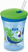 Неразливаща се чаша със сламка - Action Cup: Chameleon 230 ml -