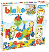 Детски конструктор - Pin Bricks - играчка