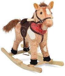 Детска дървена люлка - Кончето Тъндър -