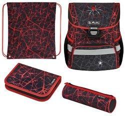 Ученическа раница - Loop Plus: Spider - раница