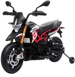 Детски акумулаторен мотор - Aprilia Dorsoduro 900 -