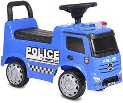 Полицейска кола - Mercedes-Benz Antos Police -