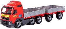 Камион с ремарке  - Volvo -