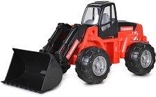 Трактор с гребло - Mammoet -