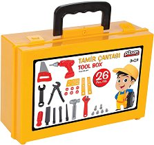 Инструменти в куфарче -