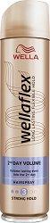 Wellaflex 2nd Day Volume Strong Hold Hairspray - лак