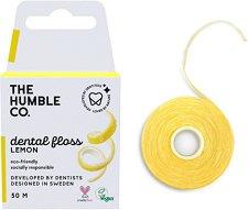 Конец за зъби с аромат на лимон - Lemon - маска