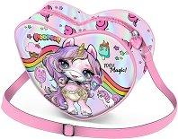 Детска чанта за рамо - Poopsie -