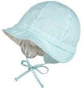 Бебешка шапка с UV защита -