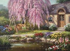 Къщата с черешово дръвче - пъзел