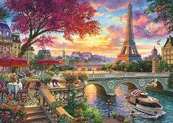 Залез над Париж - пъзел