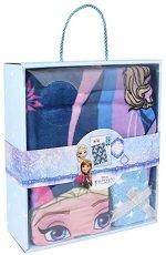 Детско одеяло - Замръзналото кралство - чаша
