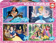Принцесите на Дисни - пъзел