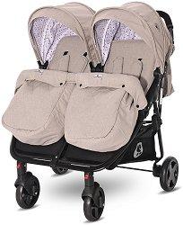 Бебешка количка за близнаци - Duo 2021 -